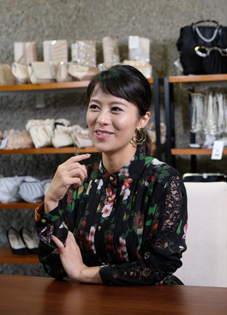 モデル神戸蘭子さんに聞いた ゲストドレス プロデュースの可能性