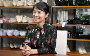 モデル神戸蘭子さんレンタルドレスインタビュー