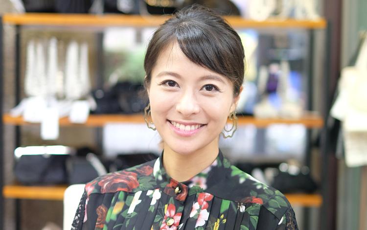 モデル神戸蘭子さんプロフィール